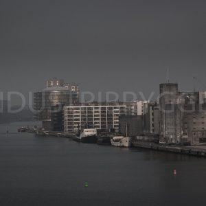 Industri på Islands Brygge