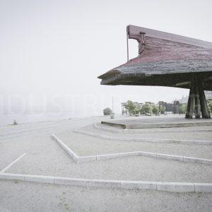 Pinen på Islands Brygge
